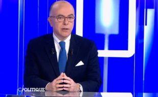 Bernard Cazeneuve sur France 5, le 24 janvier 2016.