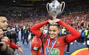 Hatem Ben Arfa a pris sa revanche sur le PSG en finale de la Coupe de France.