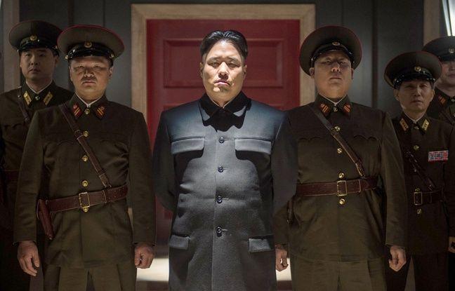 «The Interview» de Sony, avec l'acteur Randall Park dans le rôle de Kim Jong-un.
