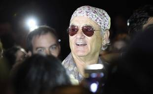 Bill Murray le 9 juillet à San Diego