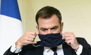 Olivier Véran, ministre de la Santé, à Paris, le 1er octobre 2020.
