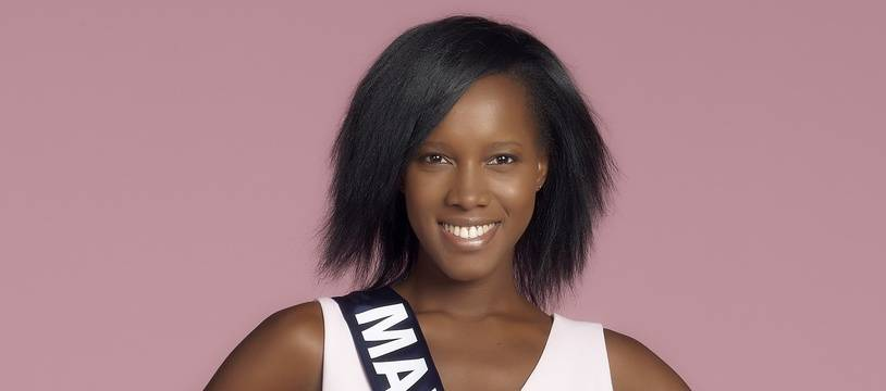 Laure-Anaïs Abidal, miss Martinique.