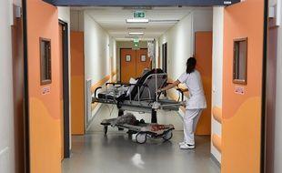 Les services d'urgences de l'hôpital de la Timone à Marseille (image d'illustration).