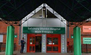 Les services de l'hôpital de Salisbury ont préféré ne prendre aucun risque.