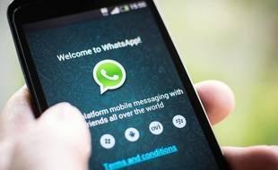 WhatsApp:pourquoi il ne faut pas cliquer sur le bouton de partage pour le moment
