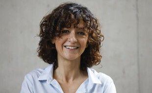 La chercheuse française Emmanuelle Charpentier à Berlin (Allemagne), le 7 octobre 2020.