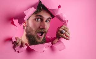 Bruno Bosse caché dans du gruyère rose ?