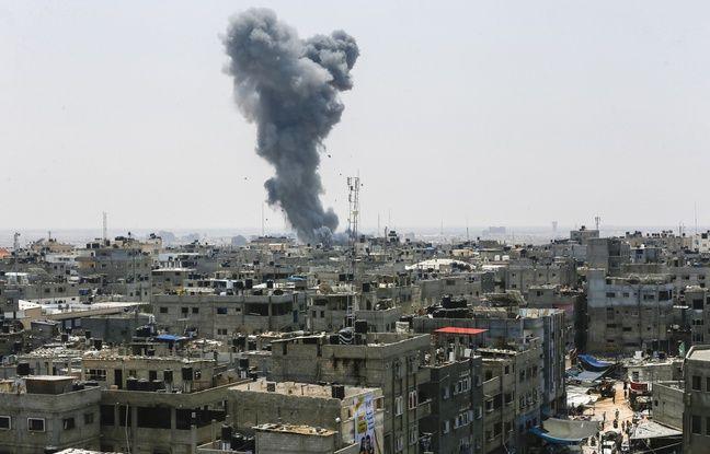 Conflit israélo-palestinien: Nouveaux raids aériens et tirs entre Israël et Gaza