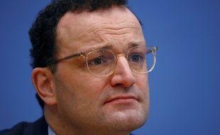 Le ministre allemand de la Santé, Jens Spahn.