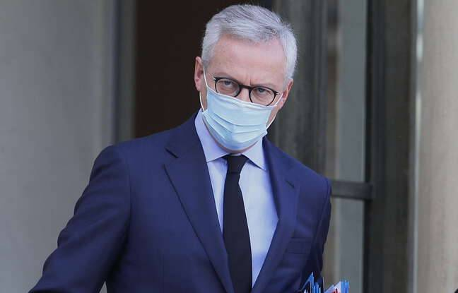 648x415 mandatory credit photo by alfonso jimenez shutterstock 10968301u bruno le maire minister of the