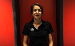 Laure Vitou médiatise sa lutte contre la leucémie pour sensibiliser au don de moelle osseuse.