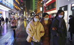 Wuhan, au début du mois de décembre.