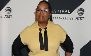 L'animatrice, actrice et femme d'affaires Oprah Winfrey