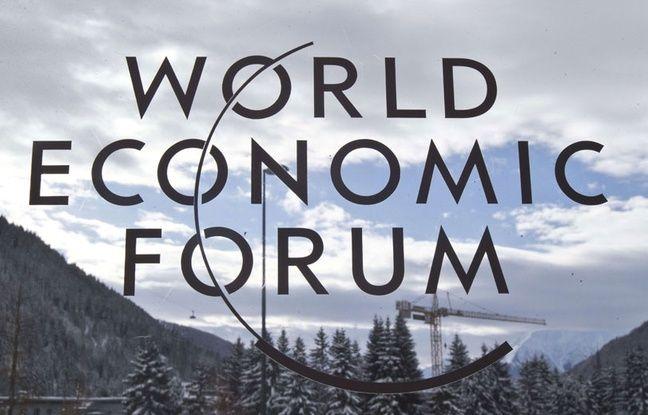 Le Forum économique mondial se tient à Davos, en Suisse, du 21 au 24 janvier 2015.