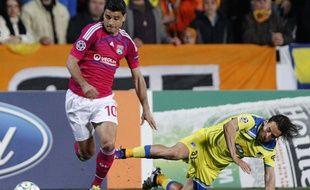 A l'image de l'ancien milieu offensif brésilien Ederson, l'OL avait sombré dès les huitièmes de finale à Nicosie en mars 2012.