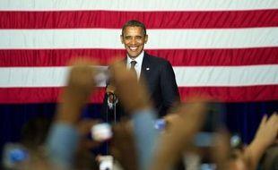 Le président sortant Barack Obama et son camp, loin d'observer une trêve, vont tenter de voler la vedette aux républicains en faisant campagne à un rythme soutenu pendant les débats de la convention nationale de leurs adversaires la semaine prochaine en Floride.