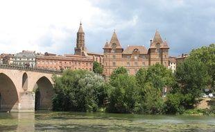 Le musée Ingres, à Montauban.