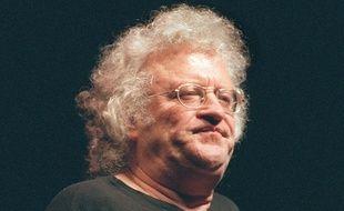 Patrick Font, en 1996, à Toulouse.