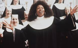 L'actrice Whoopi Goldberg dans «Sister Act»
