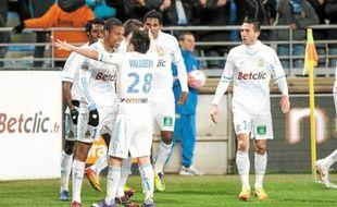 La relation Rémy-Valbuena était connue. S'y greffent désormais Amalfitano et Gignac.
