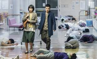 Kaho et Shôta Sometani dans Invasion de Kiyoshi Kurosawa