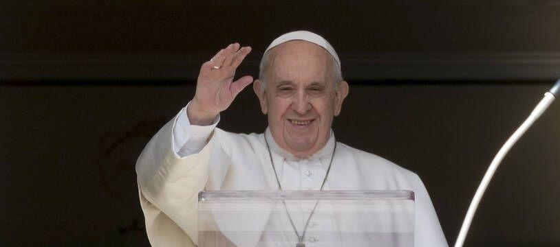 Le pape François, le 24 octobre 2021.