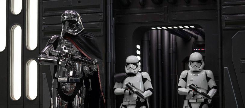 Image extraite du film «Star Wars: Les derniers Jedi»
