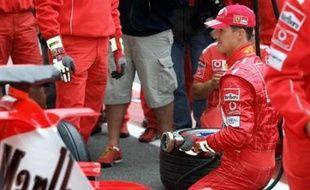 L'Allemand Michael Schumacher va piloter la semaine prochaine une Formule 1 pour la première fois depuis qu'il a mis un terme à sa carrière fin 2006, lors de tests officiels de Ferrari, a indiqué un responsable de l'écurie italienne mardi.