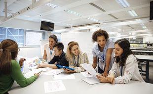 La formation permet de monter en compétences ce qui peut être utile lorsque l'on recherche un emploi.