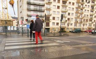 En janvier 2020, une piétonne avait été tuée sur un passage piéton de l'avenue du Sergent Maginot, à Rennes, percutée par une voiture de police.