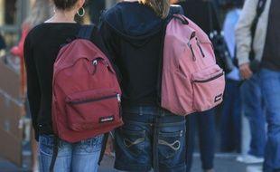 Alsace: Un élève se dit victime d'une tentative d'enlèvement, le collège appelle à la vigilance (Illustration)