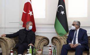 Le ministre de la Défense turc est à Tripoli