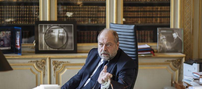 Eric Dupond-Moretti est ministre de la Justice depuis juillet 2020.