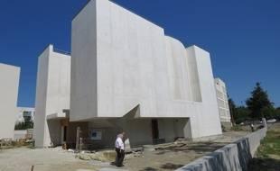 L'église sera implantée dans le quartier de La Morinais à Saint-Jacques-de-la-Lande.