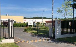 L'abattoir Tradival restera fermé au moins jusqu'au 25 mai.