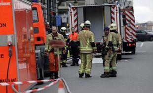 Le cabinet de Theo Francken évacué après une alerte à l'anthrax à Bruxelles