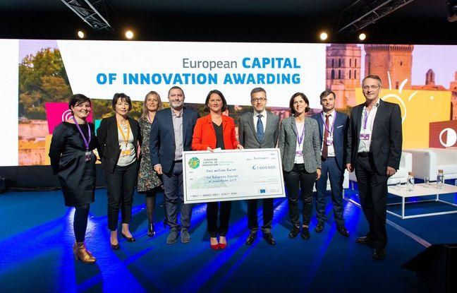 Nantes décroche le prix de Capitale européenne de l'innovation