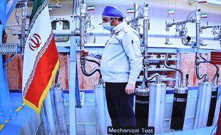 Le complexe nucléaire de Natanz en Iran a été victime d'un accident. Le gouvernement iranien parle de terrorisme.