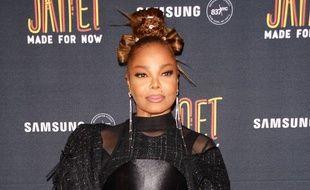 La chanteuse Janet Jackson à New York en août 2018
