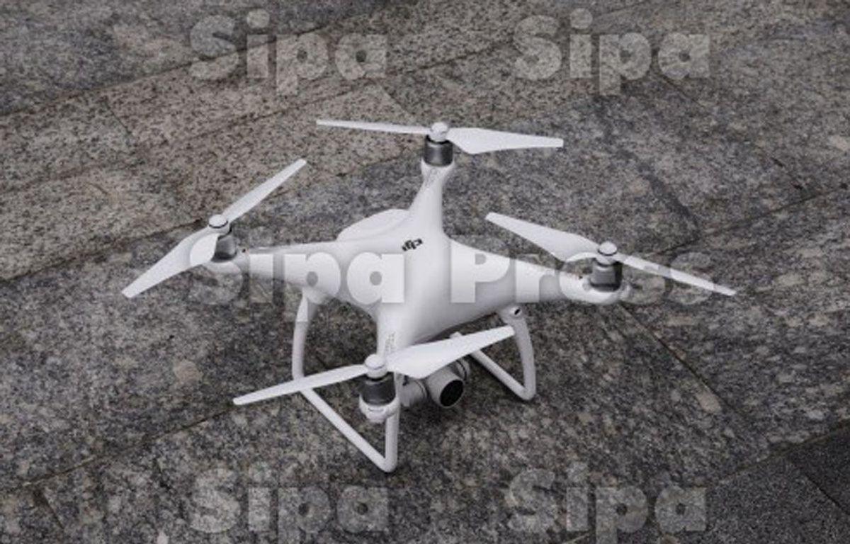 Un drone a été aperçu à proximité de l'aéroport d'Orly. – SIPA