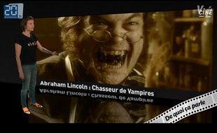 Caroline Vié, critique cinéma de 20 Minutes, décrypte «AbrahamLincolnchasseur de vampires»