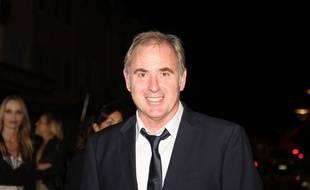Philippe Risoli au festival international du programme court d'humour à La Ciotat en 2013.
