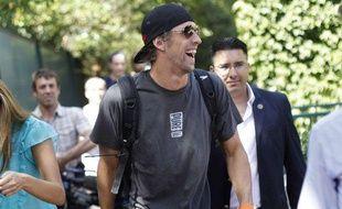 Le multiple champion olympique Michael Phelps est l'une des têtes d'affiche de l'Open d'EDF qui se déroule le 26 et 27 juin 2010