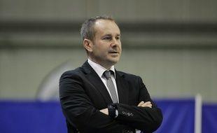 Le coach du NRB Emmanuel Cœuret n'a jamais envisagé de partir.