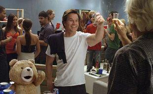 «Ted» avec Mark Wahlberg