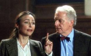 Catherine Frot et André Dussolier dans «Mon petit doigt m'a dit», comédie policière de Pascal Thomas.