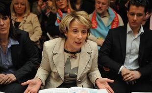 Brigitte Barèges, la maire de Montauban.
