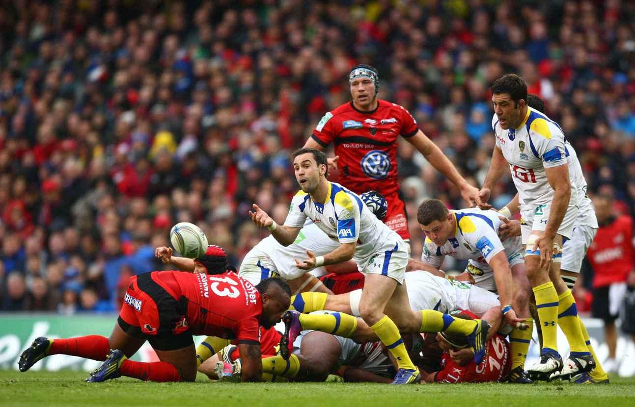 Coupe d 39 europe de rugby le fabuleux tripl de toulon - Resultat coupe d europe de rugby en direct ...