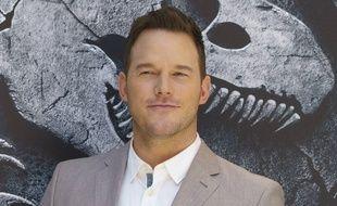 L'acteur Chris Pratt