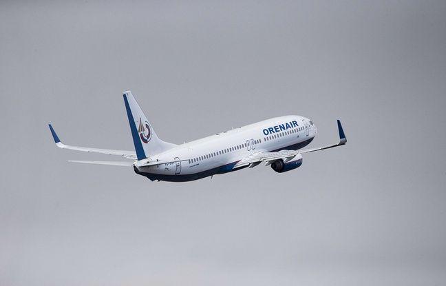 Un Boeing de la compagnie Orenbourg Airlines (illustration).